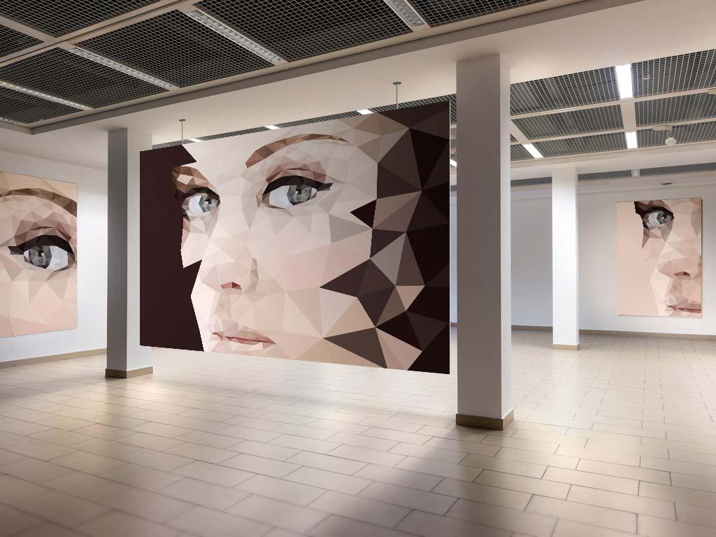 Wanddecoratie, fotowand, wandvullende prints – Artiqs: grafisch ...