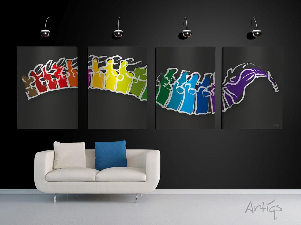 Artiqs grafisch ontwerp en interieur decoratie u de mooiste