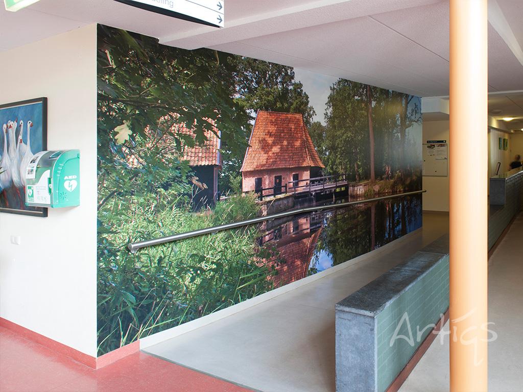 Projecten artiqs grafisch ontwerp en interieur decoratie - Kantoor interieur decoratie ...